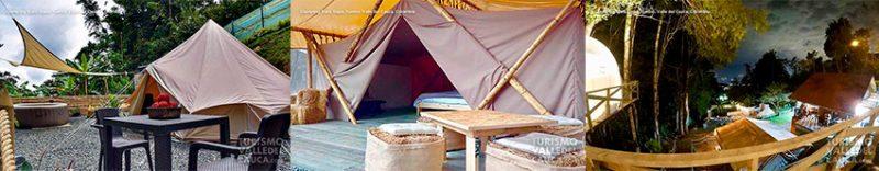 Gral glamping stars dapa yumbo turismo valle del cauca