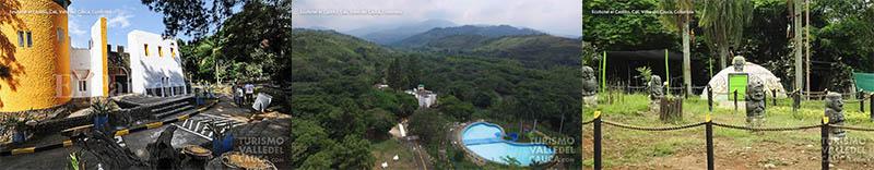 Foto general ecohotel el castillo cali turismo valle del cauca colombia