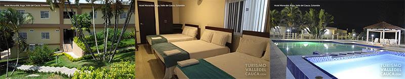 Foto general hotel manantial buga turismo valle del cauca colombia