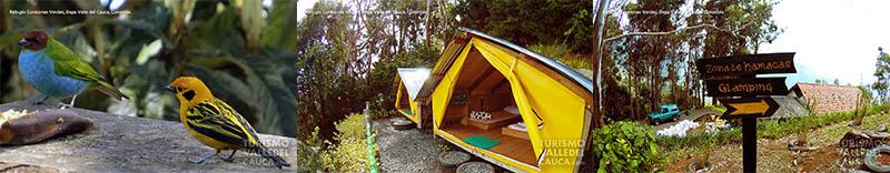 Foto general refugio corazones verdes dapa turismo valle del cauca colombia
