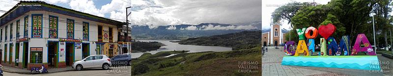 Foto general darien calima turismo valle del cauca colombia