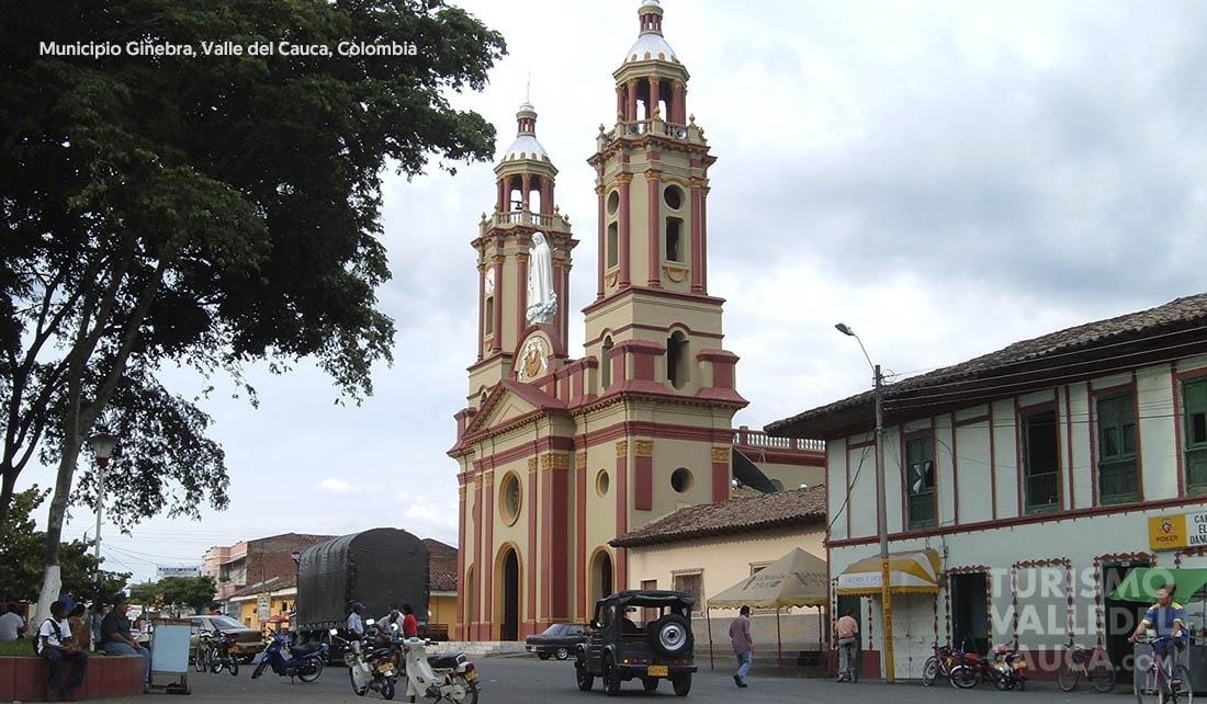 Foto municipio ginebra turismo valle del cauca colombia