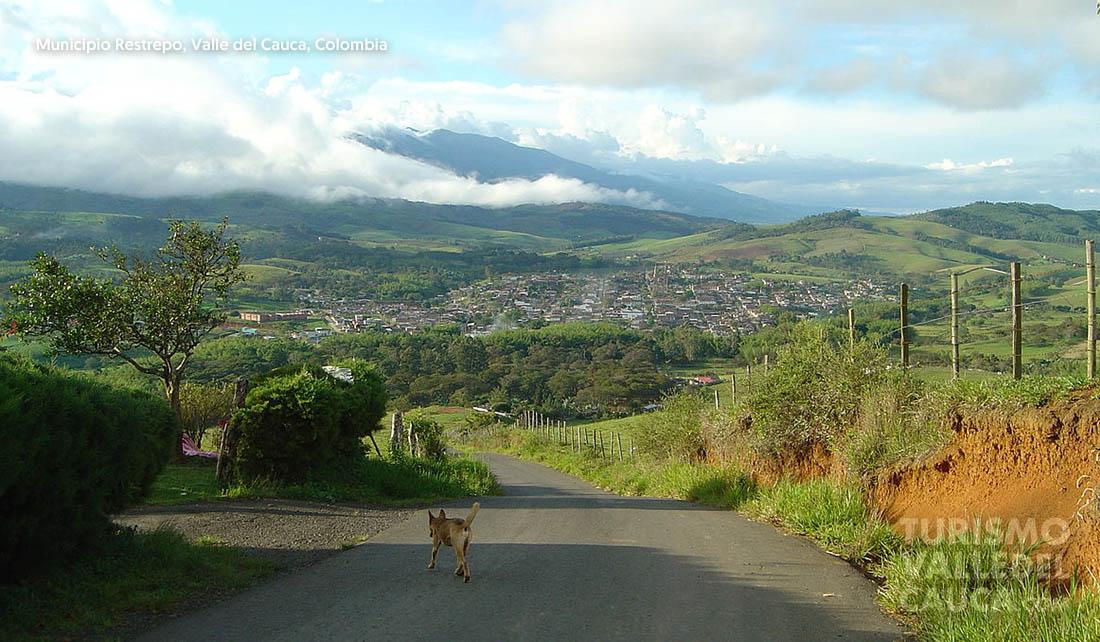 Foto municipio restrepo turismo valle del cauca colombia