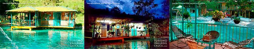 Foto general casa lago el manantial buga turismo valle del cauca colombia