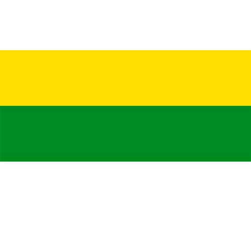 Bandera muncipio bugalagrande turismo valle del cauca colombia