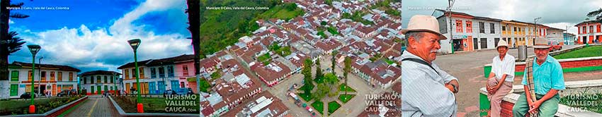 Foto general municipio el cairo turismo valle del cauca colombia