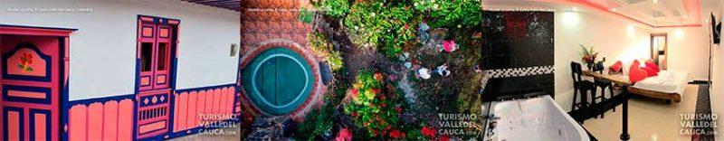 Foto general hostal la lolita municipio el cairo turismo valle del cauca colombia