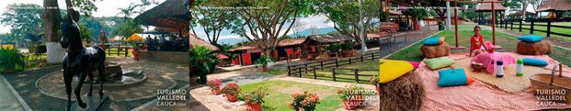 Foto general la tinaja restaurante palmira turismo valle del cauca colombia